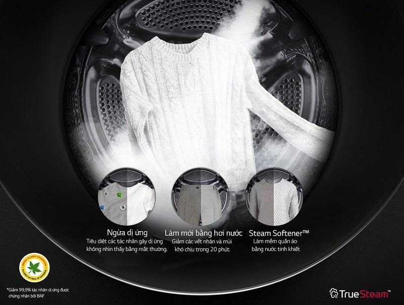 Giặt hơi nước True steam