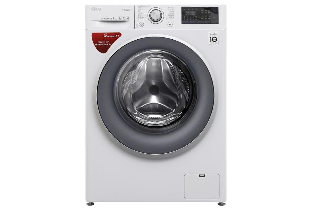 Máy giặt LG Inverter 9 kg FC1409S3W hình 1