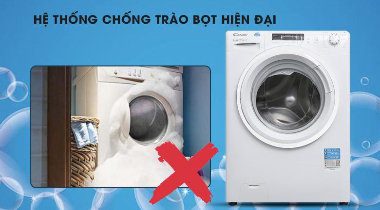 Hệ thống chống trào bọt - Máy giặt Candy 8 kg HCS 1282D3Q/1-S