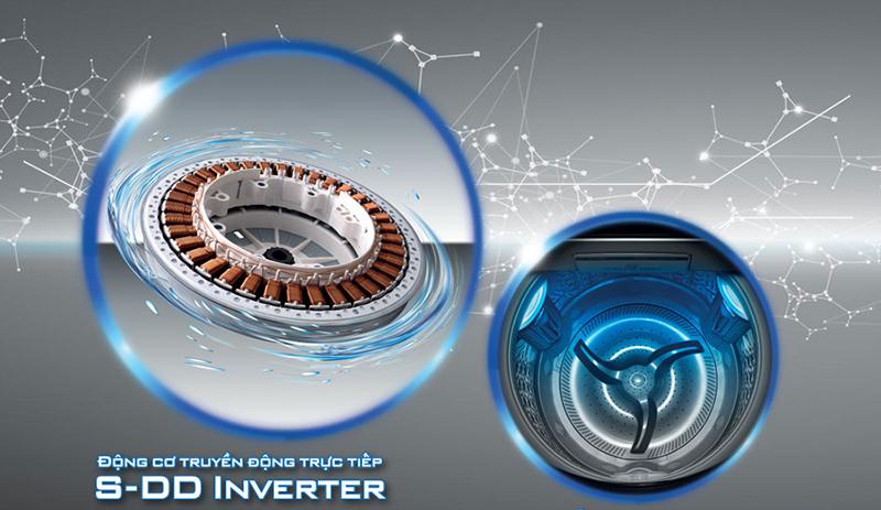 Động cơ truyền động trực tiếp S-DD Inverter