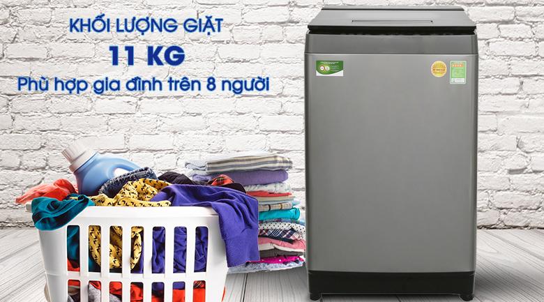Máy giặt Toshiba Inverter 11 kg AW-DUH1200GV