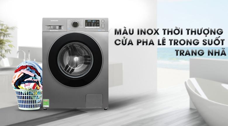 Thiết kế - Máy giặt Samsung Inverter 8 kg WW80J54E0BX/SV