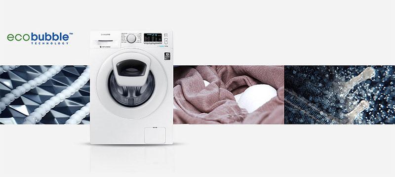 Sức mạnh giặt giũ của bọt xà phòng