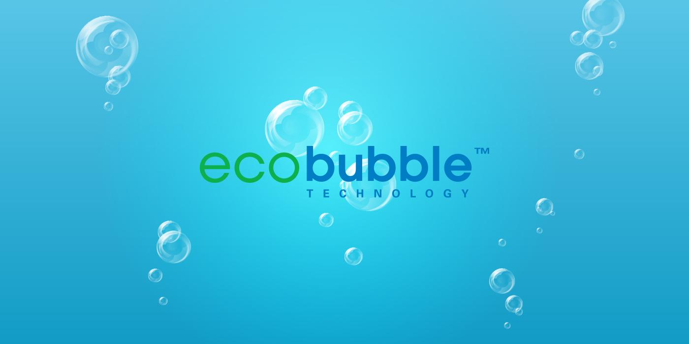 Chế độ giặt bong bóng Eco Bubble