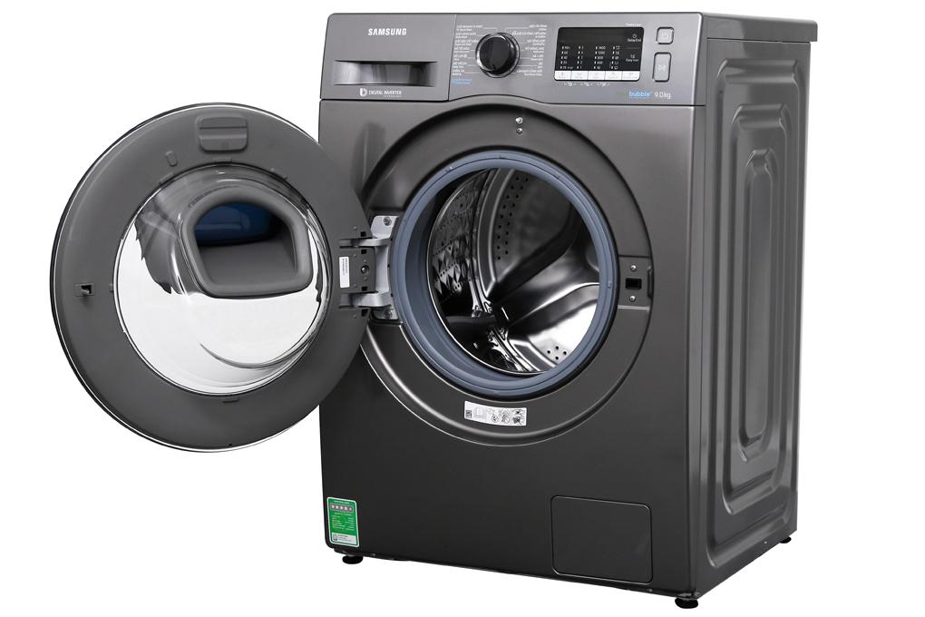 Khối lượng giặt 9 kg - Máy giặt Samsung Addwash Inverter 9 kg WW90K54E0UX/SV