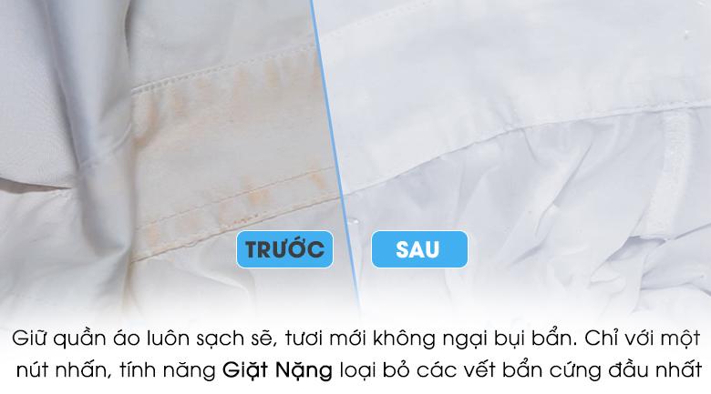 Chế độ giặt nặng - Máy giặt Samsung Inverter 14 kg WA14N6780CV/SV