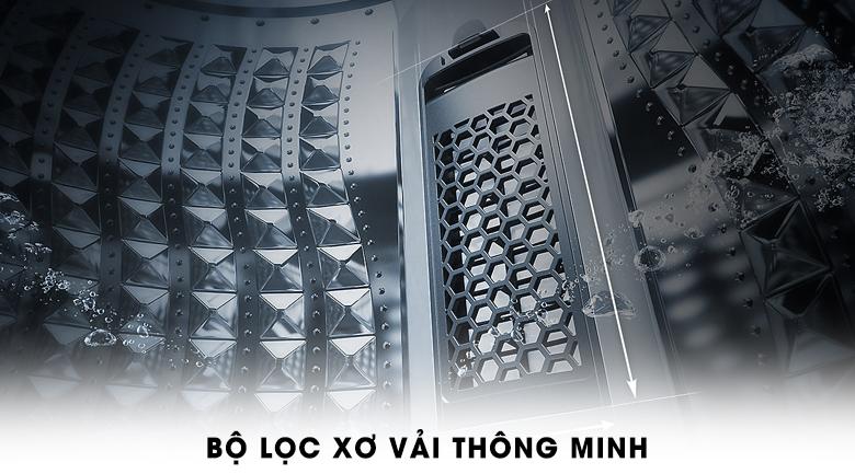 Bộ lọc Magic Filter - Máy giặt Samsung Inverter 16 kg WA16N6780CV/SV