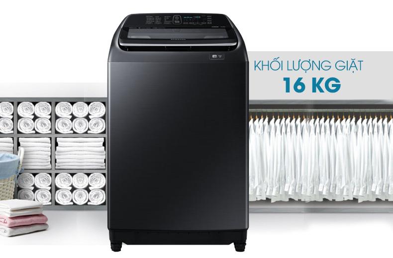 Máy giặt Samsung Inverter 16 kg WA16N6780CV/SV