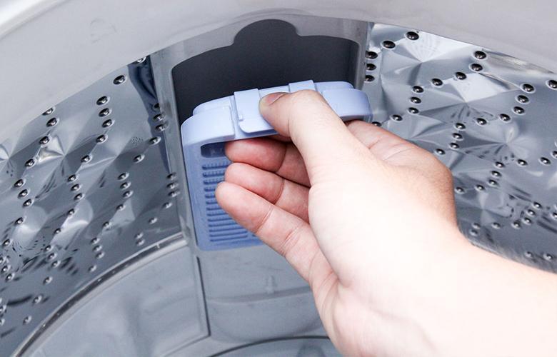 Hộp lọc xơ vải - Máy giặt Toshiba 9 Kg AW-H1000GV SB