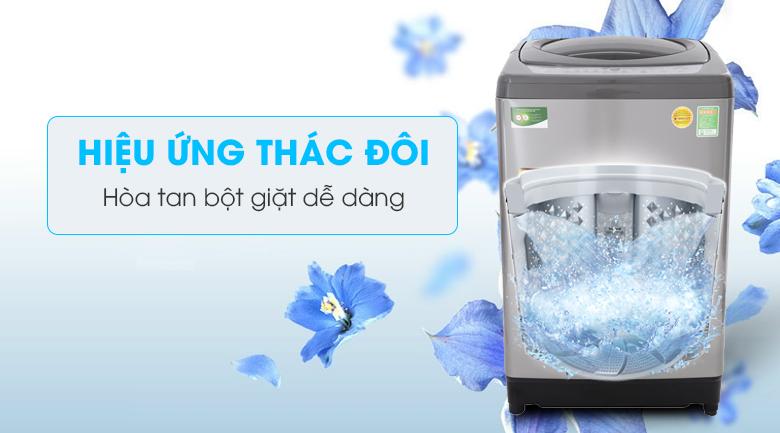 Hiệu ứng thác nước đôi - Máy giặt Toshiba 10 Kg AW-H1100GV SM