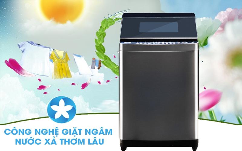 lưu hương thơm - Toshiba Inverter 15 kg AW-DUG1600WV SK