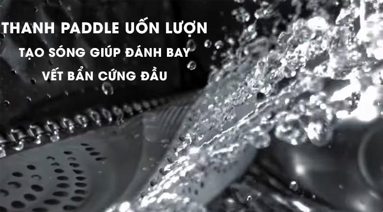 Thanh giặt Paddle - Máy giặt Toshiba Inverter 8.5 kg TW-BH95M4V