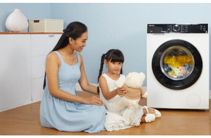Phục hồi chương trình giặt dang dở - Máy giặt Toshiba Inverter 8.5 kg TW-BH95M4V
