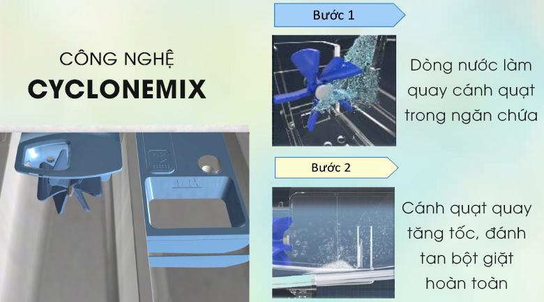 Công nghệ đánh tan bột giặt - Máy giặt Toshiba Inverter 9.5 kg TW-BH105M4V