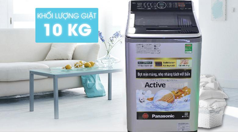 Máy giặt Panasonic Inverter 10 Kg NA-FS10V7LRV