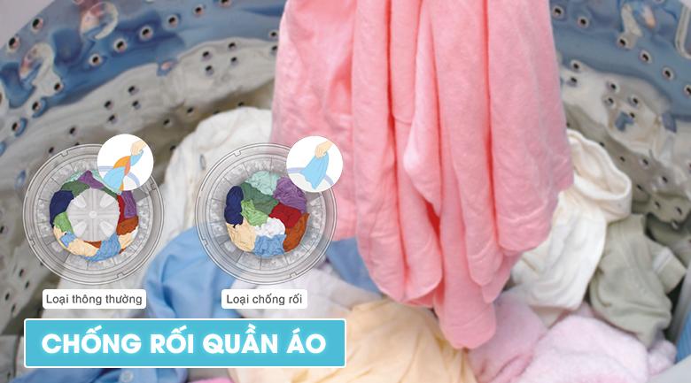 Chống rối đồ giặt - Máy giặt Hitachi 9.5 Kg SF-S95XC