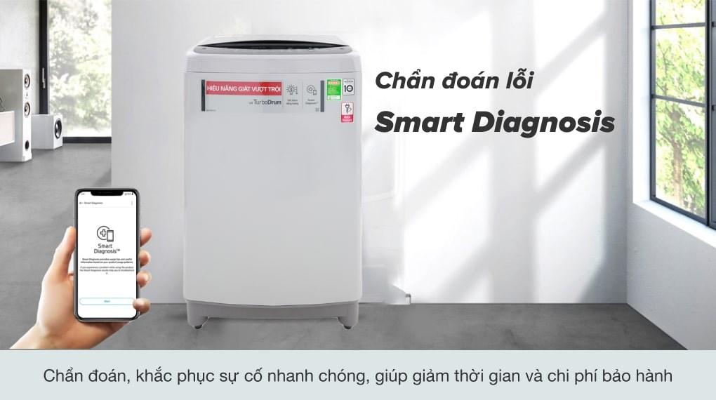 Công nghệ Inverter - Máy giặt LG Inverter 9 Kg T2309VS2M