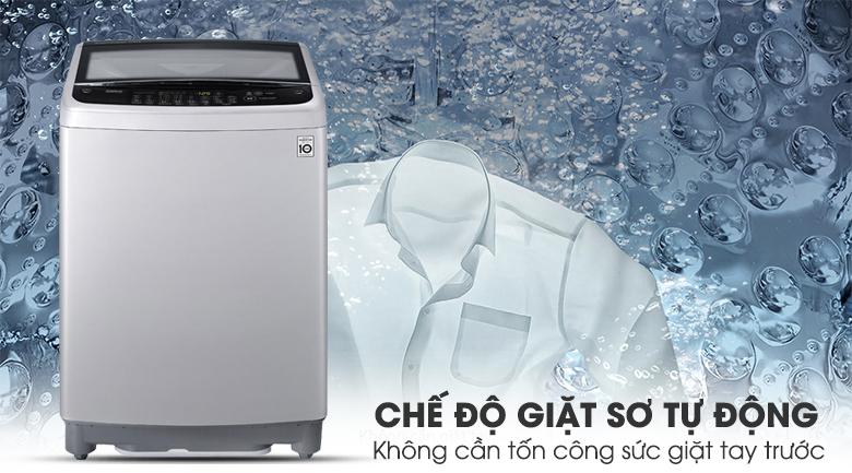 Chế độ giặt sơ - Máy giặt LG Inverter 9 Kg T2309VS2M