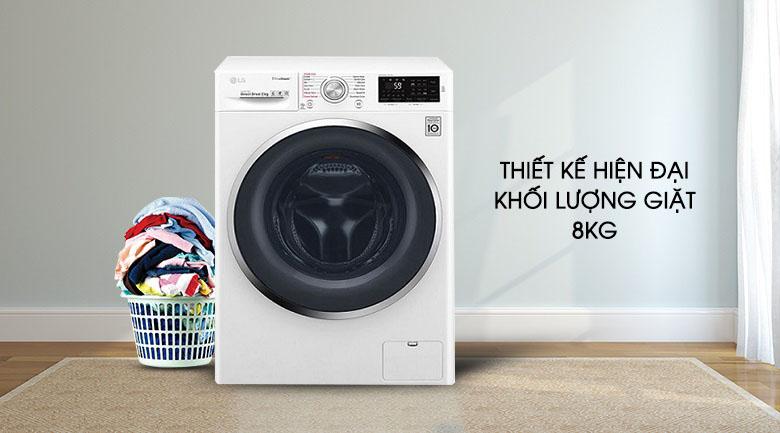 Máy giặt LG Inverter 8 Kg FC1408S4W3