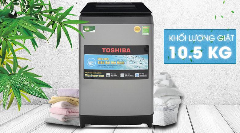 Máy giặt Toshiba 10.5 Kg AW-UH1150GV DS