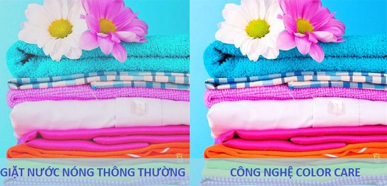 Color Care - Máy giặt Toshiba Inverter 7.5 Kg TW-BH85S2V WK