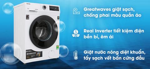 Toshiba Inverter 8.5 KG