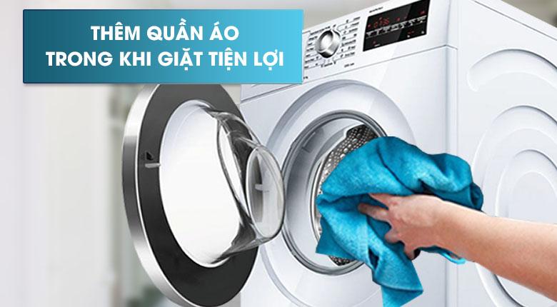 Add Item - Máy giặt Bosch Inverter 8 Kg WAT24480SG