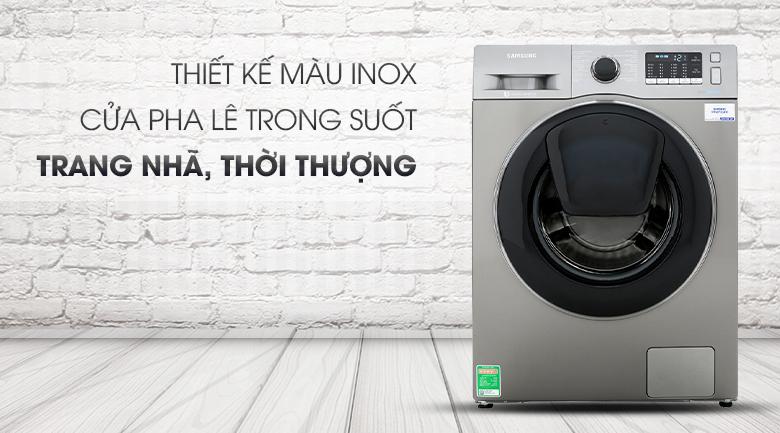Máy giặt Samsung Addwash Inverter 10 kg WW10K54E0UX/SV