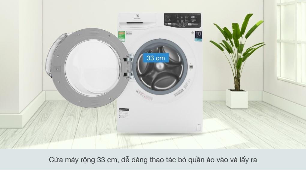 Giặt hơi nước - Máy giặt Electrolux Inverter 9 kg EWF9025BQWA