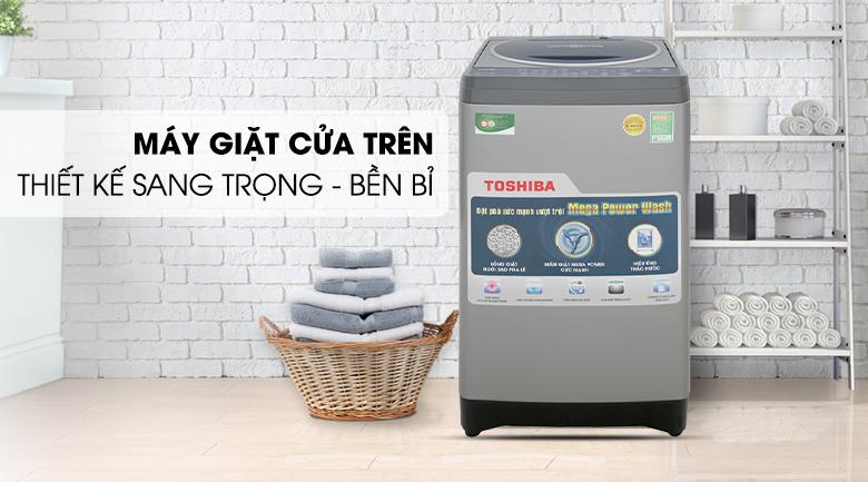 Máy giặt Toshiba 8.2 kg AW-J920LV SB