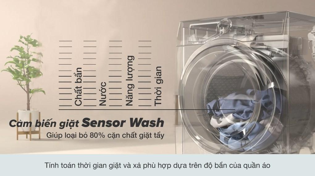 Chế độ giặt nhanh - Máy giặt Electrolux Inverter 10 kg EWF1024BDWA