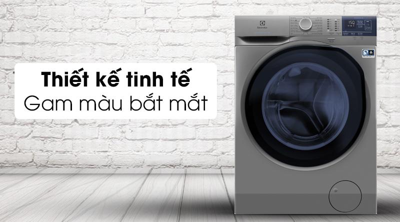Máy giặt Electrolux EWF8024ADSA - Thiết kế tinh tế, gam màu bắt mắt