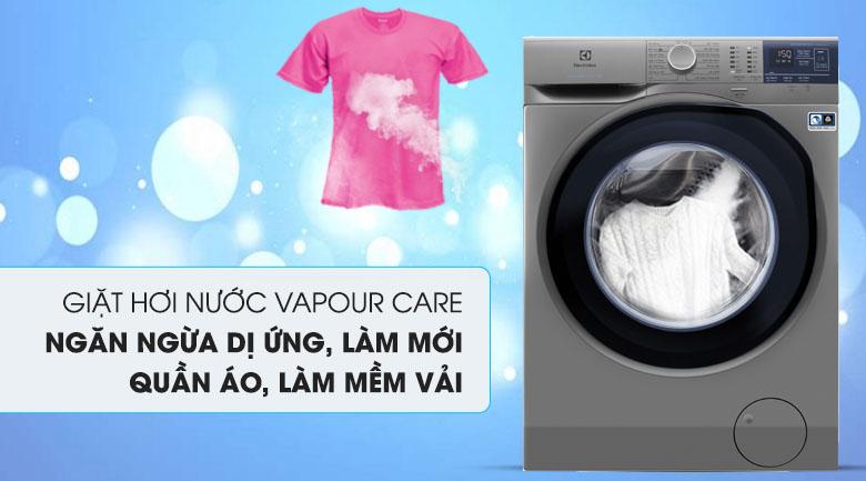 Giặt hơi nước - Máy giặt Electrolux Inverter 9 kg EWF9024ADSA