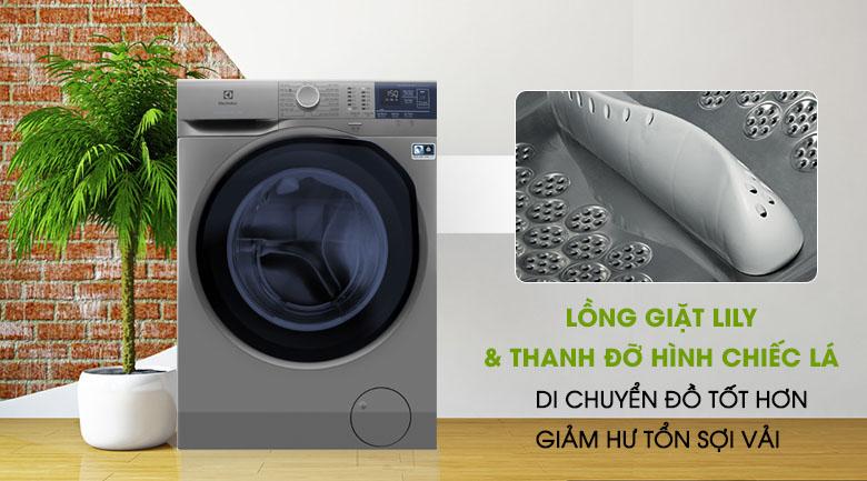 Lồng giặt Lily- Máy giặt Electrolux Inverter 9 kg EWF9024ADSA