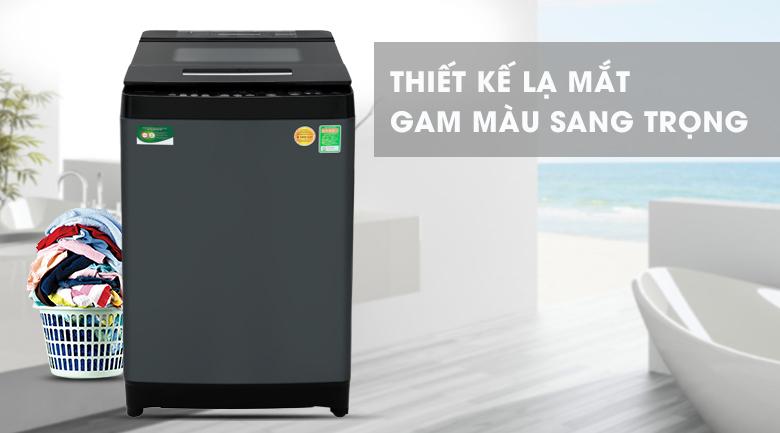 Máy giặt Toshiba Inverter 13 kg AW-DUJ1400GV KK - Thiết kế lạ mắt, gam màu sang trọng