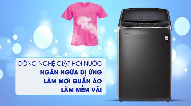 Giặt hơi nước - Máy giặt LG Inverter 22 kg TH2722SSAK