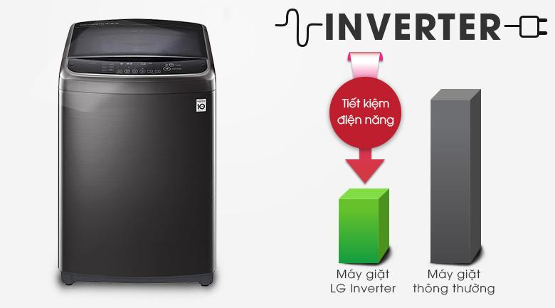 Công nghệ Inverter - Máy giặt LG Inverter 19 kg TH2519SSAK