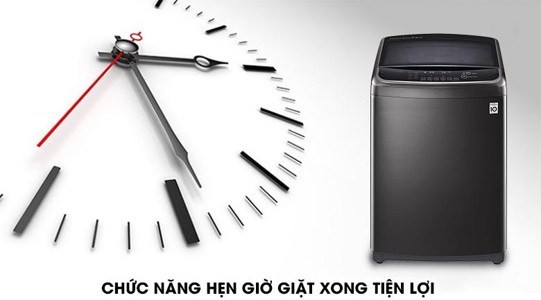 Hẹn giờ giặt xong - Máy giặt LG Inverter 19 kg TH2519SSAK