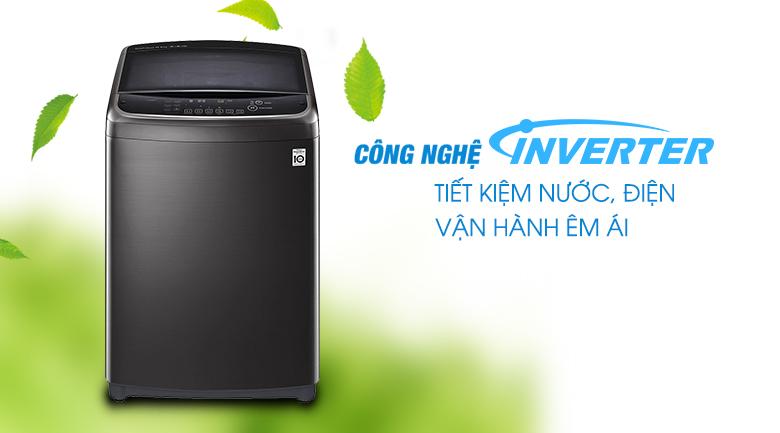 Công nghệ Inverter - Máy giặt LG Inverter 13 kg TH2113SSAK