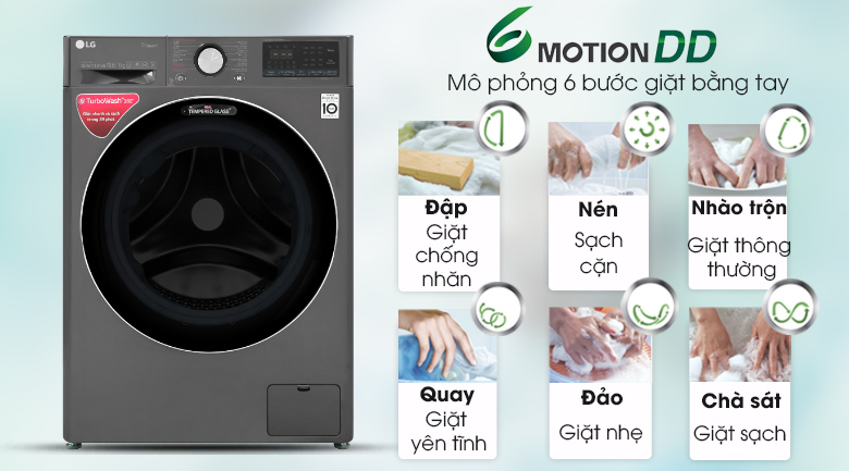 6 chuyển động motion dd