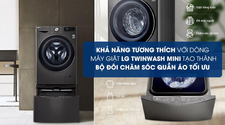 Bộ đôi máy giặt Twinwash