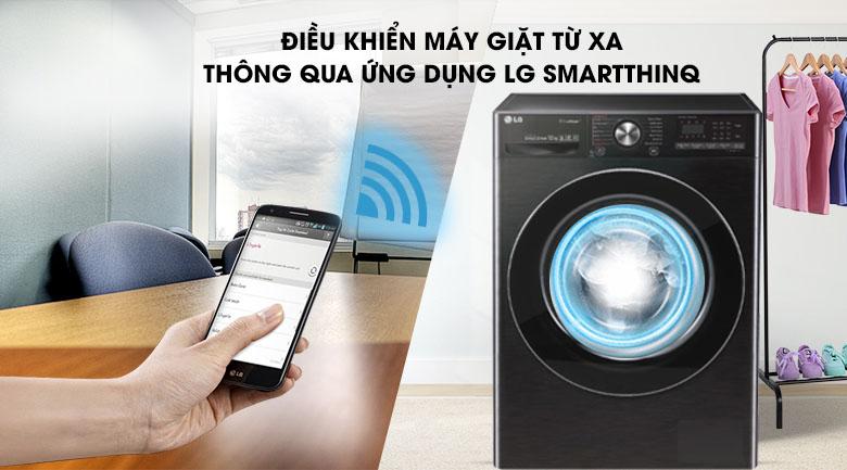 Điều khiển từ xa - Máy giặt LG Inverter 10.5 kg FV1450S2B