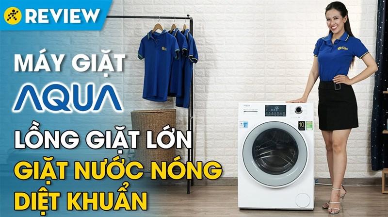 Máy giặt Aqua Inverter 9.5 kg AQD-D950E N