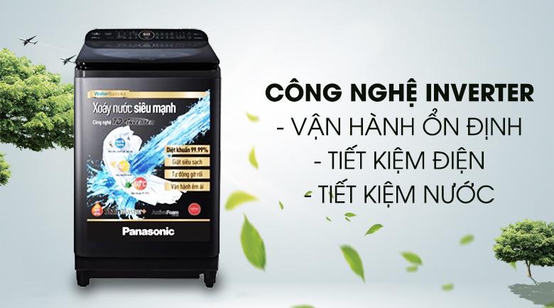 Máy giặt Inverter - Máy giặt Panasonic Inverter 11.5 Kg NA-FD11VR1BV