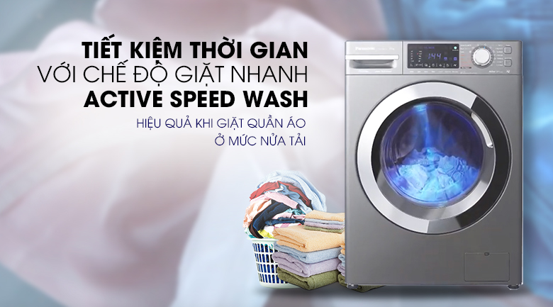 actvie speed wash