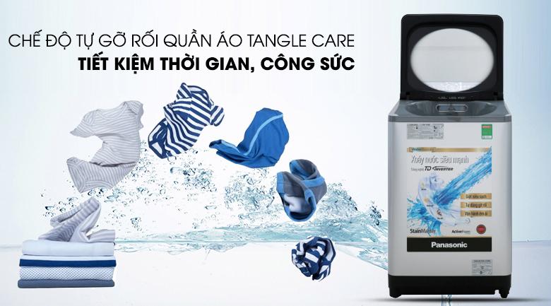 Chức năng Tangle Care - Máy giặt Panasonic Inverter 11.5 Kg NA-FD11XR1LV