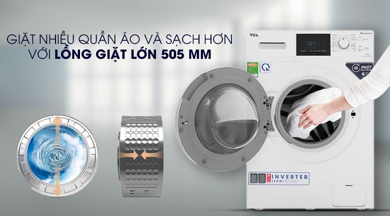Lồng giặt 505 mm