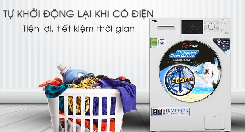 Máy giặt TCL TWF90-M14303DA03
