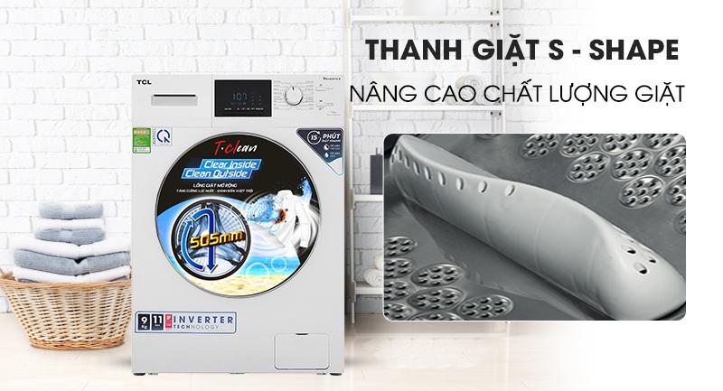 Máy giặt TCL TWF90-M14303DA03 - thanh giặt