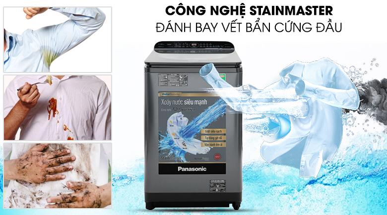 Máy giặt Panasonic Inverter 11.5 Kg NA-FD11AR1BV - Stainmaster